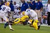 Mt Tabor Spartans vs Carver Yellow Jackets Varsity Football<br /> Friday, September 06, 2013 at Mt Tabor High School<br /> Winston-Salem, North Carolina<br /> (file 194131_BV0H5397_1D4)