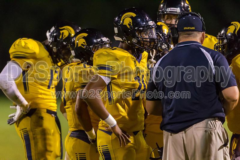 Mt Tabor Spartans vs Carver Yellow Jackets Varsity Football<br /> Friday, September 06, 2013 at Mt Tabor High School<br /> Winston-Salem, North Carolina<br /> (file 213848_BV0H5944_1D4)