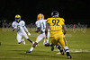 Mt Tabor Spartans vs Carver Yellow Jackets Varsity Football<br /> Friday, September 06, 2013 at Mt Tabor High School<br /> Winston-Salem, North Carolina<br /> (file 195728_803Q4869_1D3)