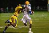 Mt Tabor Spartans vs Carver Yellow Jackets Varsity Football<br /> Friday, September 06, 2013 at Mt Tabor High School<br /> Winston-Salem, North Carolina<br /> (file 201208_803Q4923_1D3)