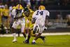 Mt Tabor Spartans vs Carver Yellow Jackets Varsity Football<br /> Friday, September 06, 2013 at Mt Tabor High School<br /> Winston-Salem, North Carolina<br /> (file 195812_BV0H5442_1D4)