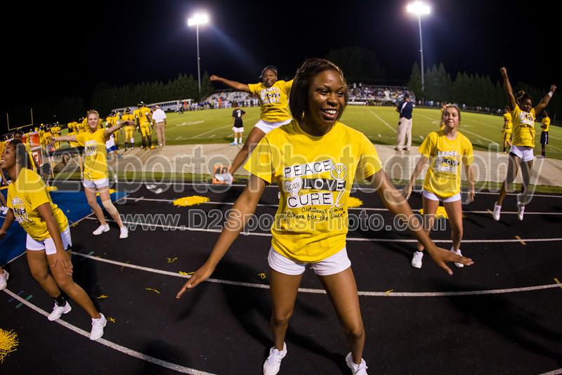 Mt Tabor Spartans vs Carver Yellow Jackets Varsity Football<br /> Friday, September 06, 2013 at Mt Tabor High School<br /> Winston-Salem, North Carolina<br /> (file 211334_BV0H5831_1D4)