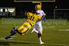 Mt Tabor Spartans vs Carver Yellow Jackets Varsity Football<br /> Friday, September 06, 2013 at Mt Tabor High School<br /> Winston-Salem, North Carolina<br /> (file 201208_803Q4925_1D3)