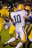 Mt Tabor Spartans vs Carver Yellow Jackets Varsity Football<br /> Friday, September 06, 2013 at Mt Tabor High School<br /> Winston-Salem, North Carolina<br /> (file 200902_BV0H5475_1D4)