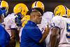 Mt Tabor Spartans vs Carver Yellow Jackets Varsity Football<br /> Friday, September 06, 2013 at Mt Tabor High School<br /> Winston-Salem, North Carolina<br /> (file 220712_BV0H6021_1D4)