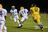 Mt Tabor Spartans vs Carver Yellow Jackets Varsity Football<br /> Friday, September 06, 2013 at Mt Tabor High School<br /> Winston-Salem, North Carolina<br /> (file 195728_803Q4870_1D3)