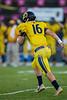 Mt Tabor Spartans vs Carver Yellow Jackets Varsity Football<br /> Friday, September 06, 2013 at Mt Tabor High School<br /> Winston-Salem, North Carolina<br /> (file 193000_BV0H5317_1D4)