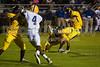 Mt Tabor Spartans vs Carver Yellow Jackets Varsity Football<br /> Friday, September 06, 2013 at Mt Tabor High School<br /> Winston-Salem, North Carolina<br /> (file 212022_803Q5179_1D3)