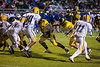 Mt Tabor Spartans vs Carver Yellow Jackets Varsity Football<br /> Friday, September 06, 2013 at Mt Tabor High School<br /> Winston-Salem, North Carolina<br /> (file 211910_803Q5168_1D3)