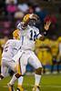 Mt Tabor Spartans vs Carver Yellow Jackets Varsity Football<br /> Friday, September 06, 2013 at Mt Tabor High School<br /> Winston-Salem, North Carolina<br /> (file 194552_BV0H5415_1D4)