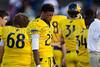 Mt Tabor Spartans vs Carver Yellow Jackets Varsity Football<br /> Friday, September 06, 2013 at Mt Tabor High School<br /> Winston-Salem, North Carolina<br /> (file 190016_BV0H5163_1D4)