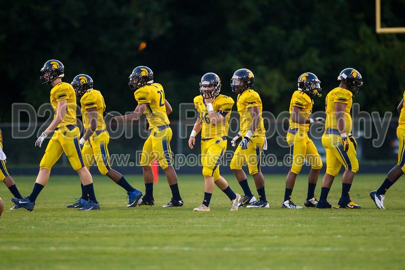 Mt Tabor Spartans vs Carver Yellow Jackets Varsity Football<br /> Friday, September 06, 2013 at Mt Tabor High School<br /> Winston-Salem, North Carolina<br /> (file 194024_BV0H5384_1D4)