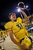 Mt Tabor Spartans vs Carver Yellow Jackets Varsity Football<br /> Friday, September 06, 2013 at Mt Tabor High School<br /> Winston-Salem, North Carolina<br /> (file 212106_BV0H5862_1D4)