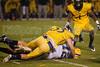Mt Tabor Spartans vs Carver Yellow Jackets Varsity Football<br /> Friday, September 06, 2013 at Mt Tabor High School<br /> Winston-Salem, North Carolina<br /> (file 195600_803Q4855_1D3)