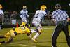 Mt Tabor Spartans vs Carver Yellow Jackets Varsity Football<br /> Friday, September 06, 2013 at Mt Tabor High School<br /> Winston-Salem, North Carolina<br /> (file 201938_803Q4972_1D3)