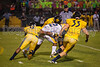 Mt Tabor Spartans vs Carver Yellow Jackets Varsity Football<br /> Friday, September 06, 2013 at Mt Tabor High School<br /> Winston-Salem, North Carolina<br /> (file 195559_803Q4850_1D3)