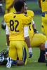 Mt Tabor Spartans vs Carver Yellow Jackets Varsity Football<br /> Friday, September 06, 2013 at Mt Tabor High School<br /> Winston-Salem, North Carolina<br /> (file 190802_BV0H5180_1D4)