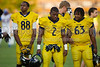 Mt Tabor Spartans vs Carver Yellow Jackets Varsity Football<br /> Friday, September 06, 2013 at Mt Tabor High School<br /> Winston-Salem, North Carolina<br /> (file 185800_BV0H5157_1D4)
