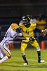 Mt Tabor Spartans vs Carver Yellow Jackets Varsity Football<br /> Friday, September 06, 2013 at Mt Tabor High School<br /> Winston-Salem, North Carolina<br /> (file 221824_BV0H6041_1D4)