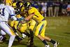 Mt Tabor Spartans vs Carver Yellow Jackets Varsity Football<br /> Friday, September 06, 2013 at Mt Tabor High School<br /> Winston-Salem, North Carolina<br /> (file 211631_803Q5166_1D3)