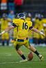 Mt Tabor Spartans vs Carver Yellow Jackets Varsity Football<br /> Friday, September 06, 2013 at Mt Tabor High School<br /> Winston-Salem, North Carolina<br /> (file 193001_BV0H5318_1D4)