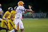 Mt Tabor Spartans vs Carver Yellow Jackets Varsity Football<br /> Friday, September 06, 2013 at Mt Tabor High School<br /> Winston-Salem, North Carolina<br /> (file 194128_BV0H5394_1D4)