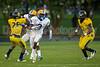 Mt Tabor Spartans vs Carver Yellow Jackets Varsity Football<br /> Friday, September 06, 2013 at Mt Tabor High School<br /> Winston-Salem, North Carolina<br /> (file 193008_BV0H5324_1D4)