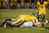 Mt Tabor Spartans vs Carver Yellow Jackets Varsity Football<br /> Friday, September 06, 2013 at Mt Tabor High School<br /> Winston-Salem, North Carolina<br /> (file 195600_803Q4854_1D3)