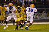 Mt Tabor Spartans vs Carver Yellow Jackets Varsity Football<br /> Friday, September 06, 2013 at Mt Tabor High School<br /> Winston-Salem, North Carolina<br /> (file 195812_BV0H5443_1D4)