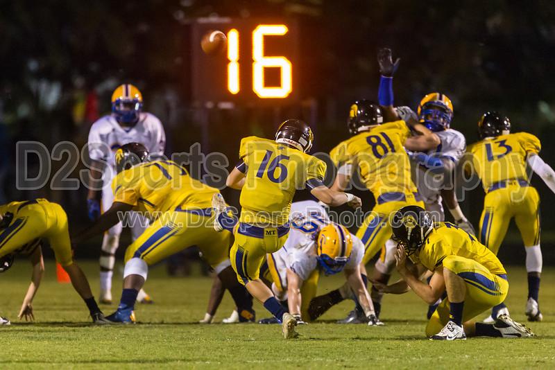 Mt Tabor Spartans vs Carver Yellow Jackets Varsity Football<br /> Friday, September 06, 2013 at Mt Tabor High School<br /> Winston-Salem, North Carolina<br /> (file 220306_BV0H5999_1D4)