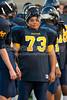 Mt Tabor Spartans vs Carver Yellow Jackets JV Football<br /> Thursday, September 23, 2010 at Mt Tabor High School<br /> Winston-Salem, North Carolina<br /> (file 185139_803Q3638_1D3)