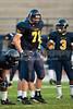 Mt Tabor Spartans vs Carver Yellow Jackets JV Football<br /> Thursday, September 23, 2010 at Mt Tabor High School<br /> Winston-Salem, North Carolina<br /> (file 184838_803Q3620_1D3)