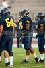 Mt Tabor Spartans vs Carver Yellow Jackets JV Football<br /> Thursday, September 23, 2010 at Mt Tabor High School<br /> Winston-Salem, North Carolina<br /> (file 184852_803Q3622_1D3)