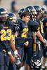 Mt Tabor Spartans vs Carver Yellow Jackets JV Football<br /> Thursday, September 23, 2010 at Mt Tabor High School<br /> Winston-Salem, North Carolina<br /> (file 185107_803Q3630_1D3)