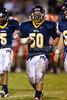 Mt Tabor Spartans vs Davie County War Eagles Varsity Football