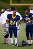 Mt Tabor Spartans vs N Davidson Black Knights Varsity Football<br /> Friday, September 30, 2011 at Mt Tabor High School<br /> Winston-Salem, North Carolina<br /> (file 185414_BV0H3550_1D4)