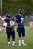 Mt Tabor Spartans vs N Davidson Black Knights Varsity Football<br /> Friday, September 30, 2011 at Mt Tabor High School<br /> Winston-Salem, North Carolina<br /> (file 185417_BV0H3551_1D4)