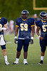Mt Tabor Spartans vs N Davidson Black Knights Varsity Football<br /> Friday, September 30, 2011 at Mt Tabor High School<br /> Winston-Salem, North Carolina<br /> (file 185532_BV0H3562_1D4)
