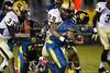 Mt Tabor Spartans vs RJR Demons Varsity Football Game