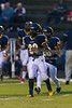 Mt Tabor Spartans vs Reagan Raiders Varsity Football<br /> Friday, October 11, 2013 at Mt Tabor High School<br /> Winston-Salem, North Carolina<br /> (file 185331_BV0H1169_1D4)