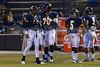 Mt Tabor Spartans vs Reagan Raiders Varsity Football<br /> Friday, October 11, 2013 at Mt Tabor High School<br /> Winston-Salem, North Carolina<br /> (file 185414_BV0H1174_1D4)