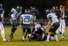 Mt Tabor Spartans vs Reagan Raiders Varsity Football<br /> Friday, October 11, 2013 at Mt Tabor High School<br /> Winston-Salem, North Carolina<br /> (file 212244_BV0H1883_1D4)