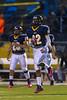 Mt Tabor Spartans vs Reagan Raiders Varsity Football<br /> Friday, October 11, 2013 at Mt Tabor High School<br /> Winston-Salem, North Carolina<br /> (file 185329_BV0H1168_1D4)