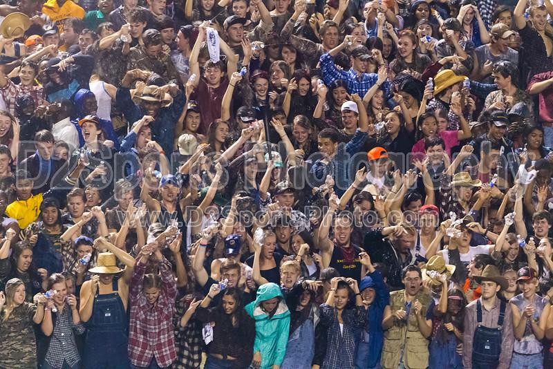 Mt Tabor Spartans vs Reagan Raiders Varsity Football<br /> Friday, October 11, 2013 at Mt Tabor High School<br /> Winston-Salem, North Carolina<br /> (file 211117_BV0H1847_1D4)