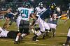Mt Tabor Spartans vs Reagan Raiders Varsity Football<br /> Friday, October 11, 2013 at Mt Tabor High School<br /> Winston-Salem, North Carolina<br /> (file 211216_803Q8056_1D3)
