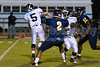 Mt Tabor Spartans vs Reagan Raiders Varsity Football<br /> Friday, October 08, 2010 at Mt Tabor High School<br /> Winston-Salem, North Carolina<br /> (file 194007_803Q6134_1D3)