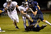 Mt Tabor Spartans vs Reagan Raiders Varsity Football<br /> Friday, October 08, 2010 at Mt Tabor High School<br /> Winston-Salem, North Carolina<br /> (file 211710_BV0H0700_1D4)