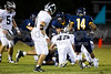 Mt Tabor Spartans vs Reagan Raiders Varsity Football<br /> Friday, October 08, 2010 at Mt Tabor High School<br /> Winston-Salem, North Carolina<br /> (file 195405_BV0H0244_1D4)