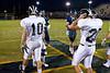 Mt Tabor Spartans vs Reagan Raiders Varsity Football<br /> Friday, October 08, 2010 at Mt Tabor High School<br /> Winston-Salem, North Carolina<br /> (file 192606_803Q6085_1D3)