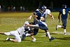Mt Tabor Spartans vs Reagan Raiders Varsity Football<br /> Friday, October 08, 2010 at Mt Tabor High School<br /> Winston-Salem, North Carolina<br /> (file 203650_803Q6231_1D3)